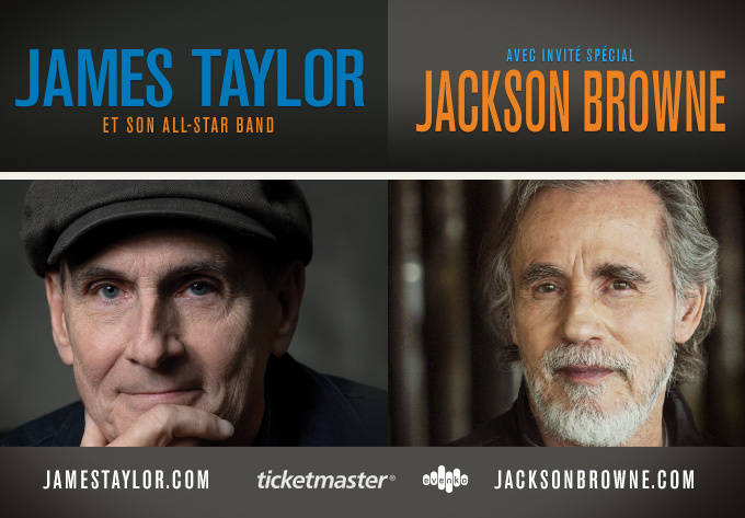James Taylor - 18 septembre 2021, Montréal