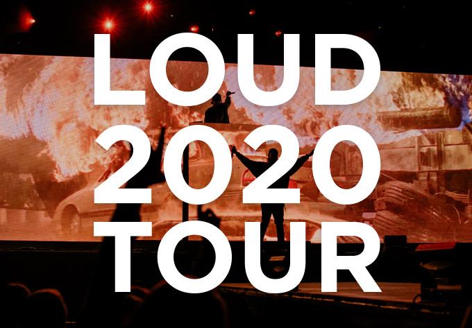 Loud - 4 décembre 2020, Trois-Rivières