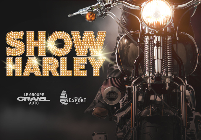 Le Show Harley 2020 - February 22, 2020, Montreal