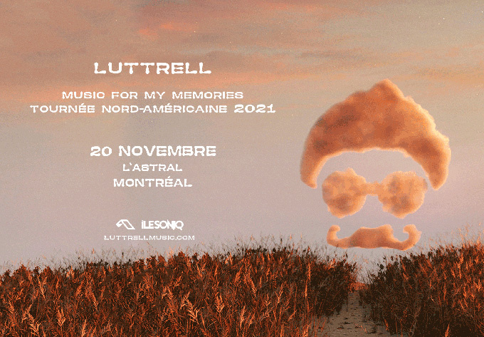 Luttrell - September 25, 2021, Montreal
