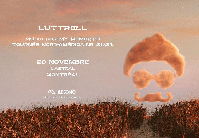 Luttrell - November 20, 2021, Montreal