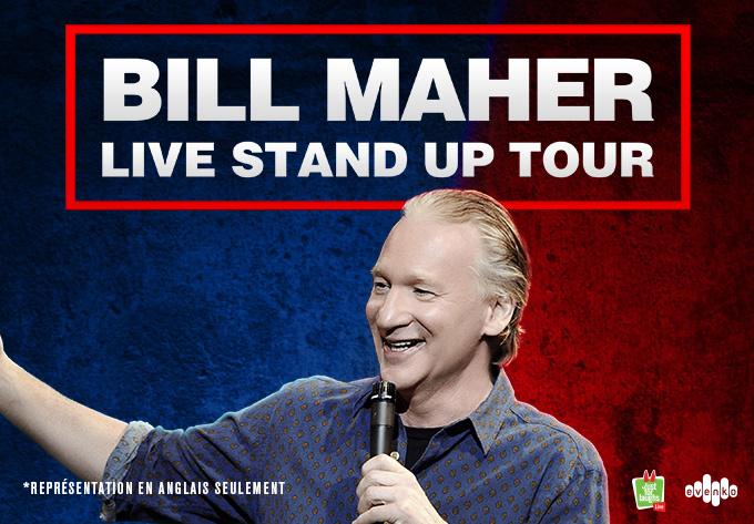 Bill Maher - 19 juin 2022, Montréal
