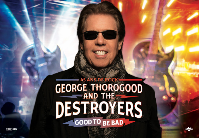 George Thorogood & The Destroyers - May 20, 2021, Montreal