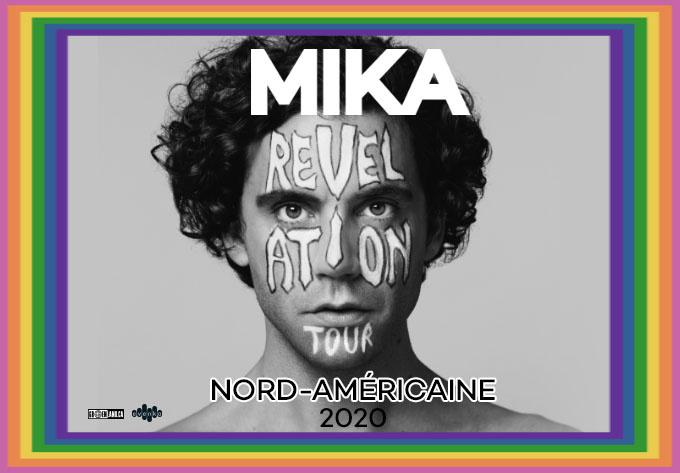 Mika - May 15, 2020, Montreal