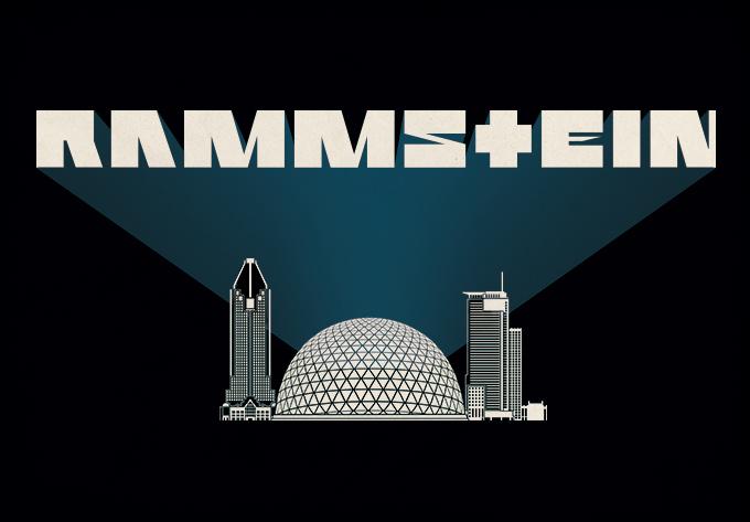 Rammstein - August 22, 2021, Montreal