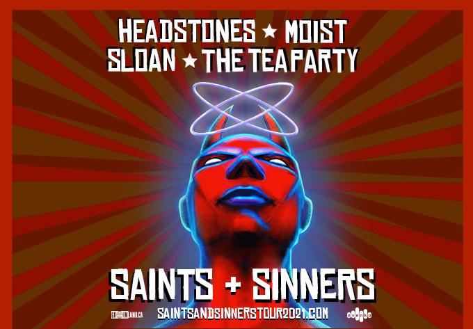 Saints and Sinners 2020 Tour - 15 juillet 2020, Laval
