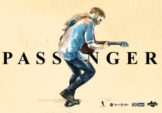 Passenger - October 30, 2021, Montreal