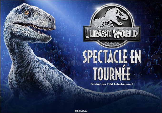 Jurassic World Live Tour - September  3, 2020, Montreal