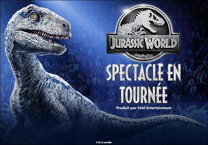 Jurassic World Live Tour (in English) - September  4, 2020, Montreal