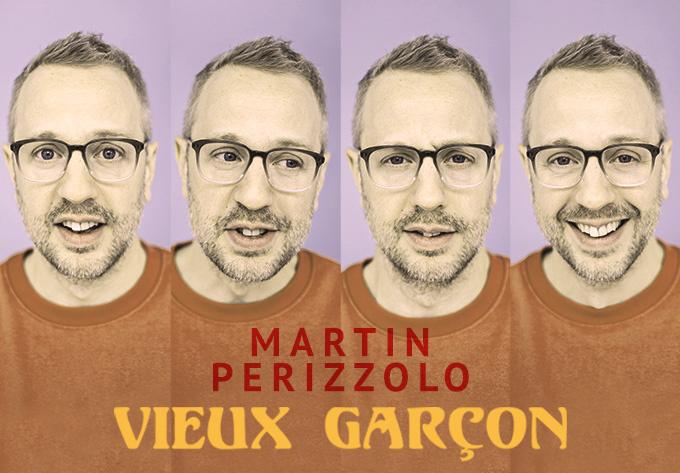 Martin Perizzolo - 16 janvier 2021, St-Hyacinthe