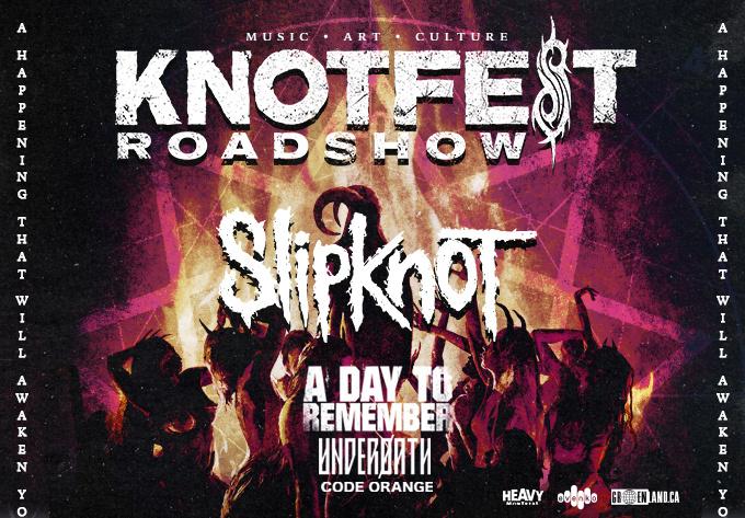 Slipknot - 5 juin 2020, Montréal