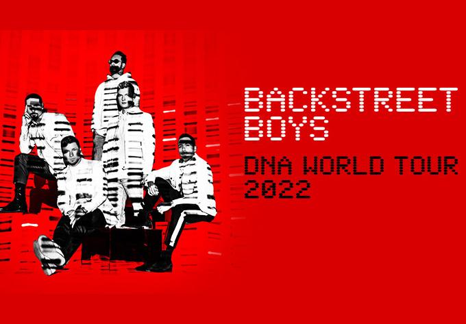 Backstreet Boys  - September  3, 2022, Montreal