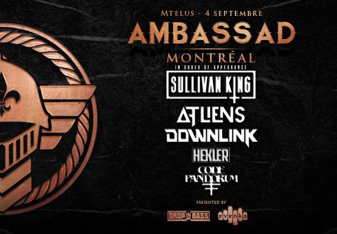 AMBASSAD - 28 mars 2020, Montréal