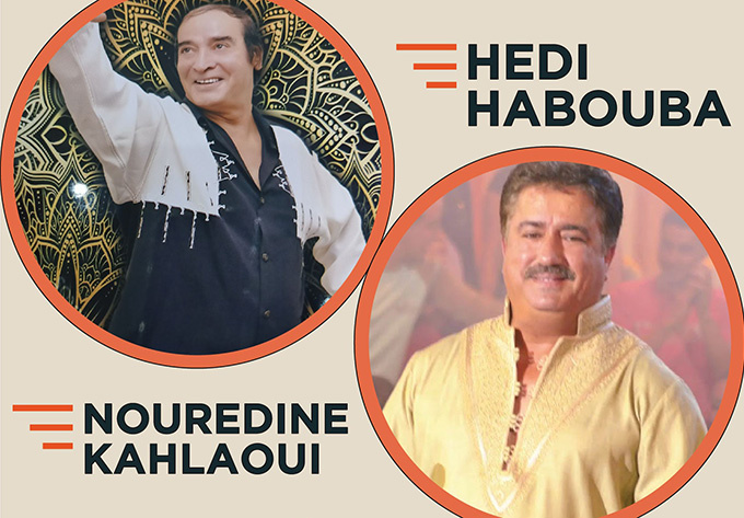 Habbouba & Kahlaoui - March 13, 2020, Montreal