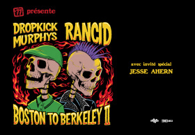 Dropkick Murphys + Rancid
