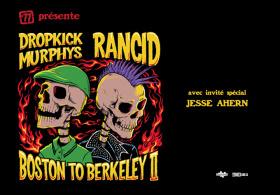 Dropkick Murphys + Rancid