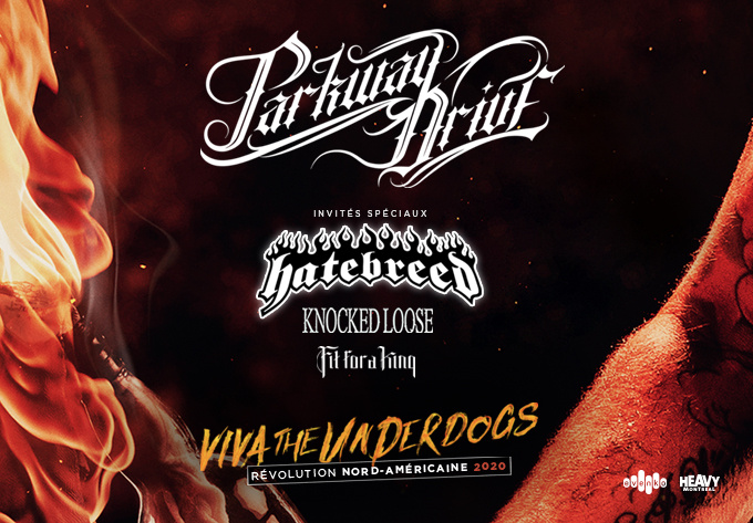 Parkway Drive - September  5, 2020, Laval