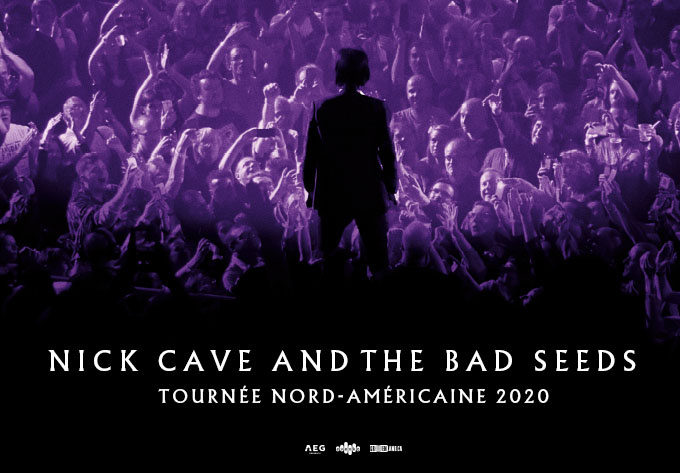 Nick Cave and the Bad Seeds - September 28, 2020, Laval