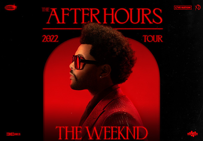The Weeknd - February  3, 2022, Montreal