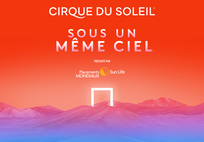 Cirque du Soleil - Under The Same Sky - May  5, 2021, Old Port of Montreal