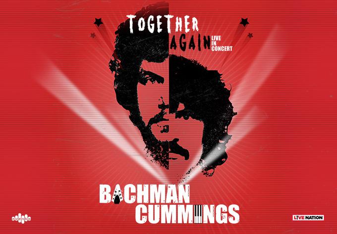 Randy Bachman & Burton Cummings - Moncton