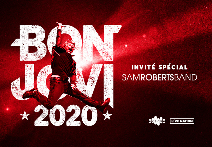 Bon Jovi - July 11, 2020, Montreal