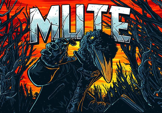 Mute - August  8, 2020, Online