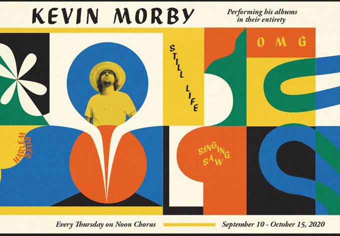 Kevin Morby - Singing Saw livestream - September 24, 2020, Online