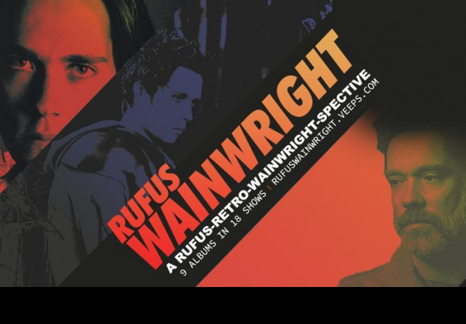 Rufus Wainwright - October 30, 2020, Online