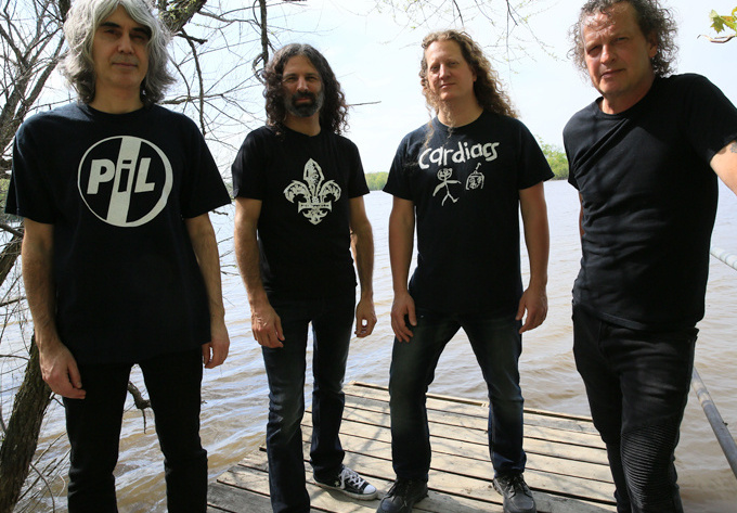 VOIVOD plays Dimension Hatross - 27 juin 2021, En Ligne