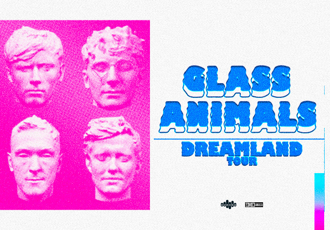 Glass Animals - April  3, 2022, Montreal