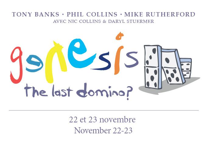 Genesis - 22 novembre 2021, Montréal