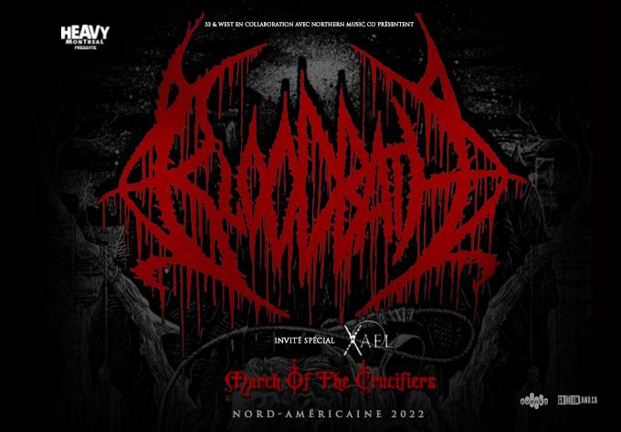Bloodbath - 24 mai 2022, Montréal