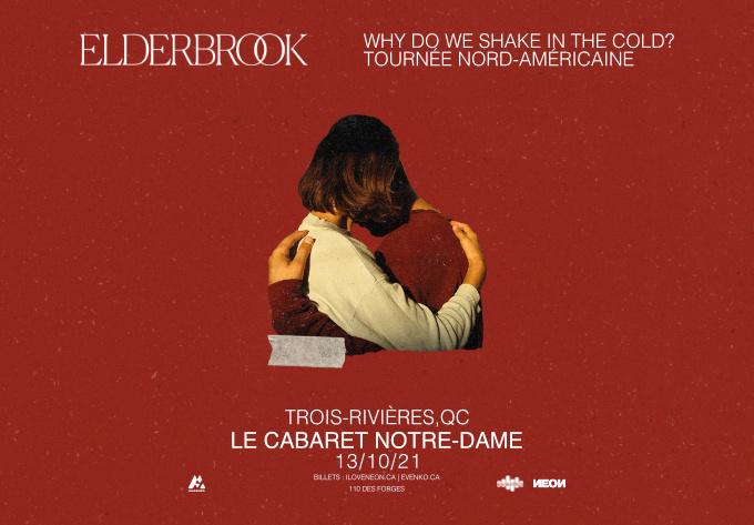 Elderbrook - 5 décembre 2021, Trois-Rivières