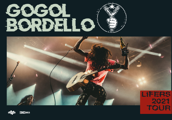 Gogol Bordello - September 15, 2021, Montreal