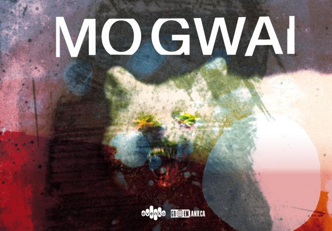 Mogwai - April  9, 2022, Montreal