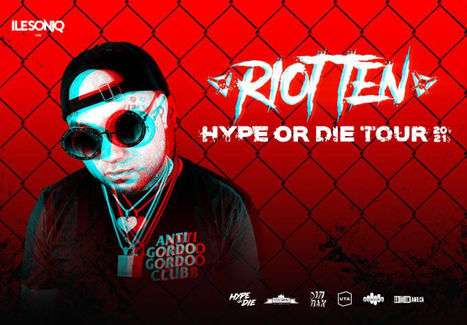 Riot Ten - November 27, 2021, Montreal