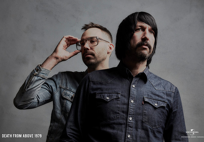 Death From Above 1979 - March  9, 2022, Montreal