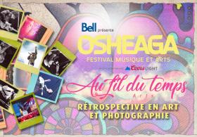 OSHEAGA Through the Ages: Art & Photography Retrospective