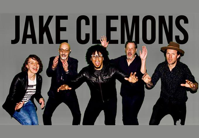 Jake Clemons - November  6, 2021, Montreal