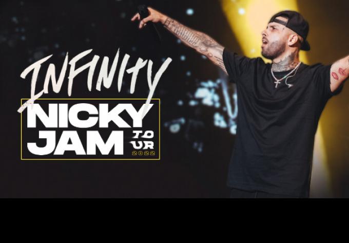 Nicky Jam - 27 février 2022, Laval