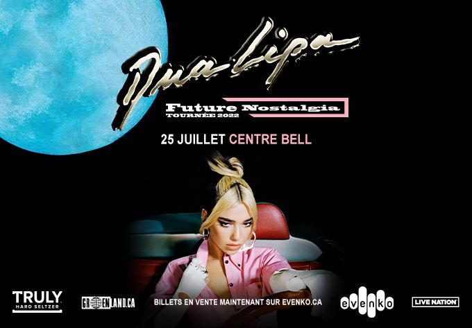 Dua Lipa - February 22, 2022, Montreal