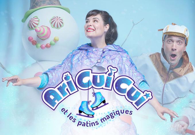 Ari Cui Cui et les patins magiques - January 23, 2022, Sorel-Tracy