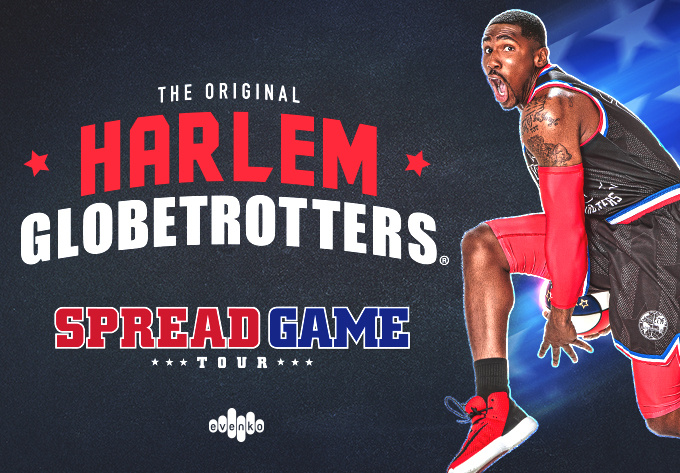 Harlem Globetrotters  - March 11, 2022, Montreal